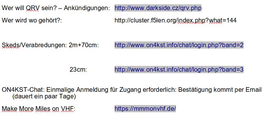 Linkliste